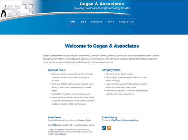Cogan and Associates