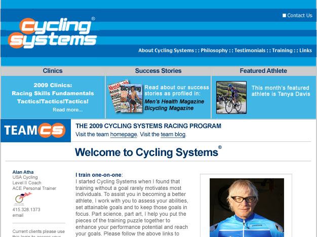 Cycling Systems
