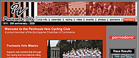 Peninsula Velo Cycling Club