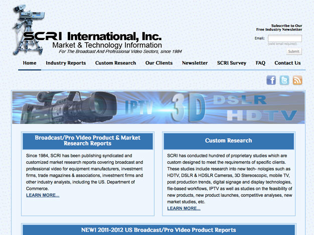 SCRI International, Inc.